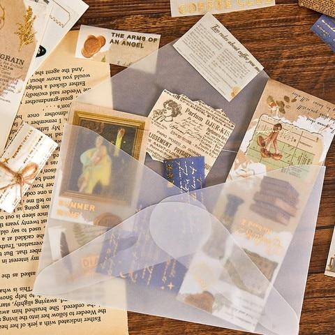 20 pcs lote retro serie pictorica papelaria