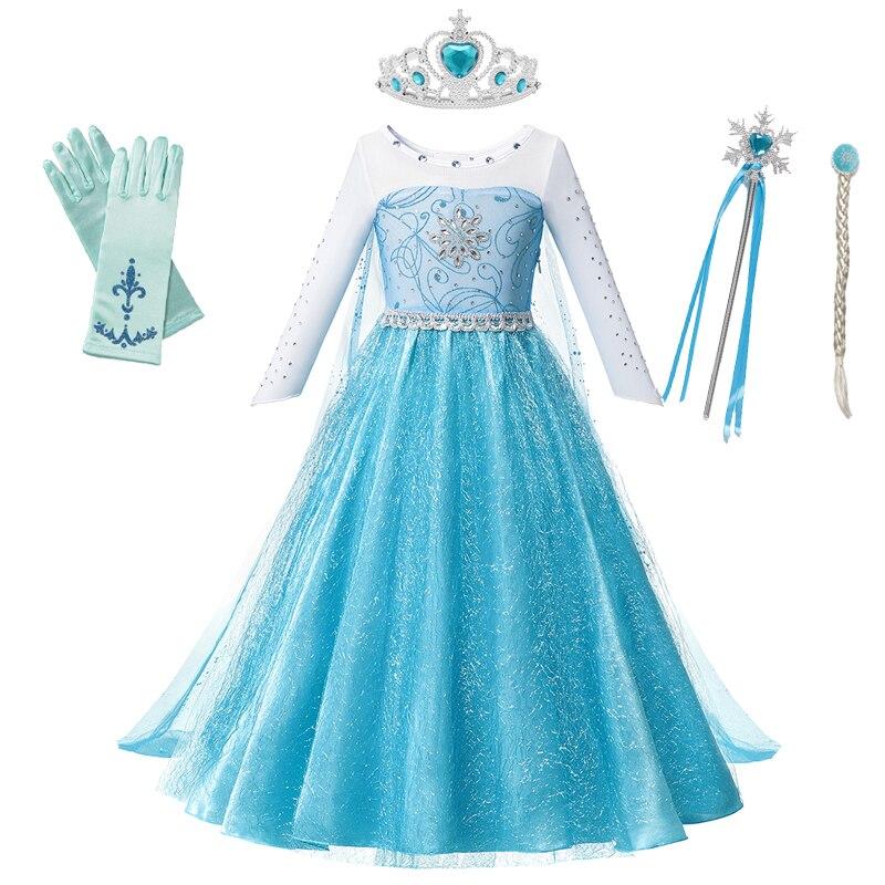 Elsa Dress 4