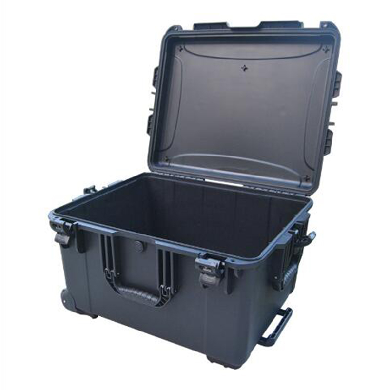 Internal Size 580*465*354mm IP67 Waterproof Shockproof Empty Hard Plastic Tool Case Tool Box