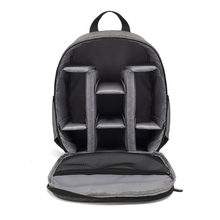 עמיד למים מצלמה תיק תמונה מצלמות BackpackDSLR נייד נסיעות חצובה עדשת פאוץ וידאו תיק עבור Canon Nikon Sony Xiaomi מחשב נייד