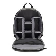 Wodoodporna kamera torba na zdjęcia BackpackDSLR przenośny statyw podróżny pokrowiec obiektywu torba wideo do laptopa Canon Nikon Sony Xiaomi