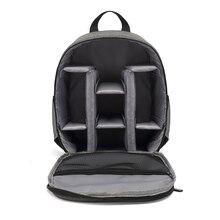 방수 카메라 가방 사진 카메라 backpackdslr 휴대용 여행 삼각대 렌즈 파우치 비디오 가방 캐논 니콘 소니 xiaomi 노트북