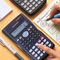 Portable Scientific Calculator Stationery School Office Engineering Multifunction School Engineering Scientific Tool