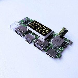 Image 5 - QC3.0 PD 18 Вт Быстрая зарядка материнская плата многопротокольный IP5328 ГБ ядро умная Быстрая Зарядка Внешний аккумулятор 12 В усилитель плата