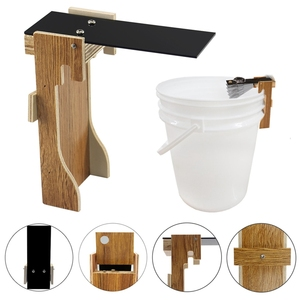 Mousetrap Trap Wooden Seesaw Rodent Reusable Automatic Continuous Mouse Pest Rodent Control for Home