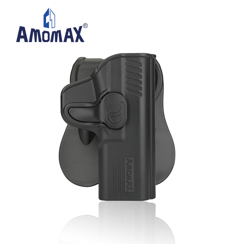 Brave Amomax Owb Holster Fits Smith&wesson M&p 9mm