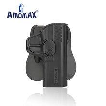 Amomax funda OWB encaja Smith & Wesson M & P 9mm
