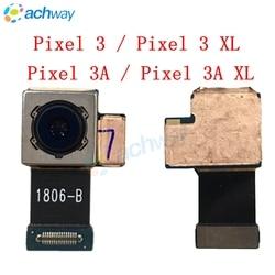Oryginalna tylna kamera dla Google Pixel 3 XL aparat z tyłu Pixel 3 duża magistrala przewód do aparatu kabel Pixel 3A XL części zamienne