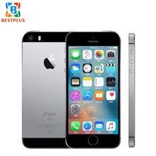 """Разблокированный мобильный телефон Apple iPhone SE A1723 LTE 4,"""" 2 Гб ОЗУ 64 Гб ПЗУ двухъядерный смартфон с отпечатком пальца 1642 мАч"""