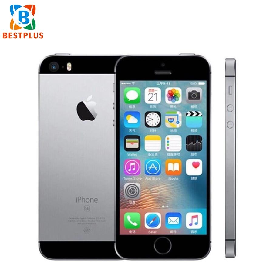 Galleria fotografica 99% New Original Unlocked Apple iPhone SE A1723 LTE Mobile Phone 4.0
