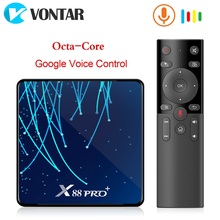 X88 PRO Plus Octa Core Android 9.0 TV Box 4GB 128GB Rockchip