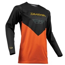 2019 Man Off-road Motocross Jersey red black orange yellow maillot GP Mountain downhill jersey