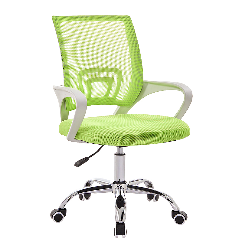 Home Mesh Computer Chair Lifting Swivel Chair Office Chair Meeting Chair Staff Chair Student Dormitory Chair Simple Chair
