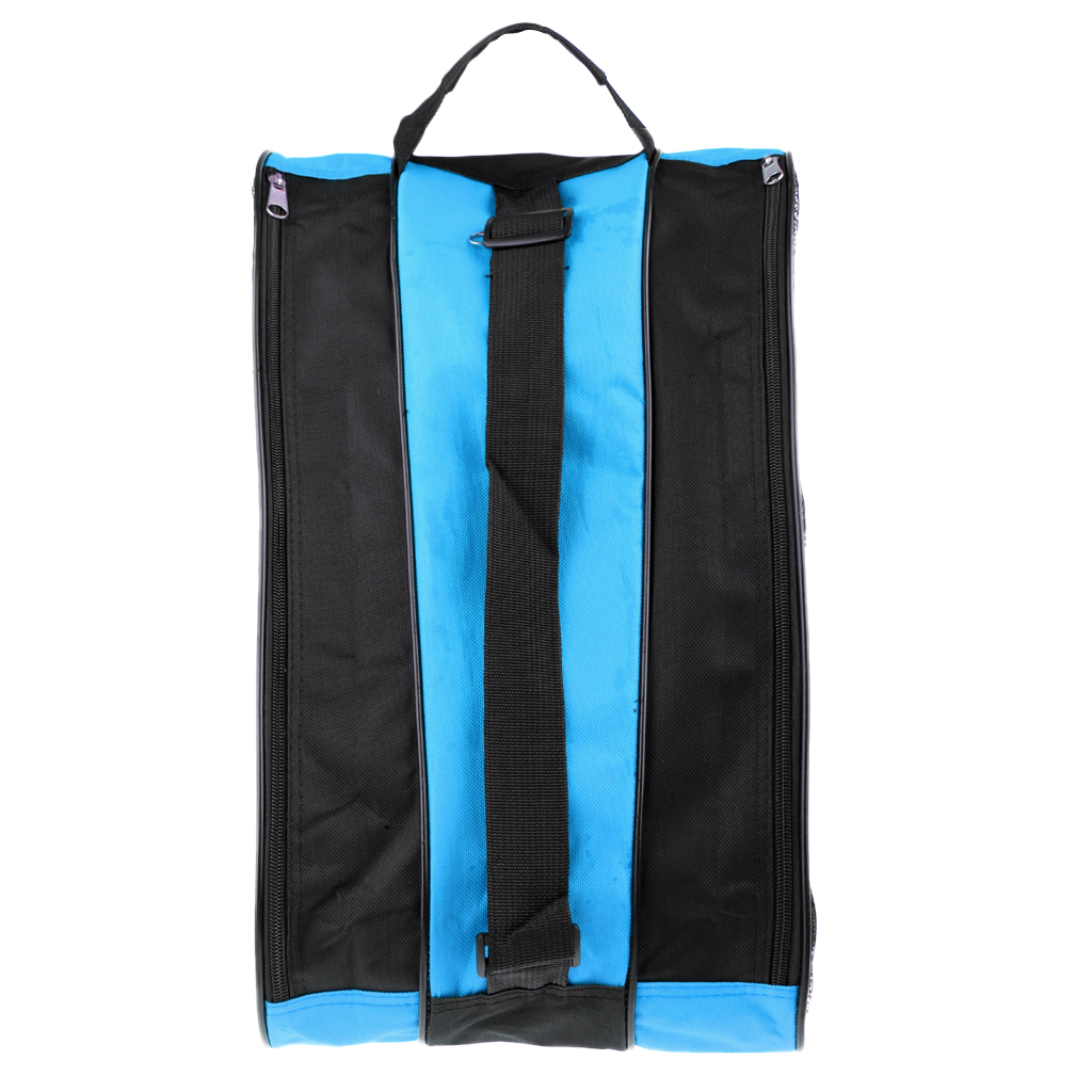 2 Pack Ice & Inline Skate Bag - Premium Bag To Carry Ice Skates, Roller Skates, Inline Skates For Both Kids And Adults