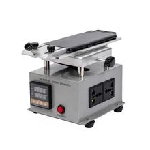 Mini Rotable LCD Separator Heating Plate Station for Mobile Phone Flat Edge Screen Glass Split Machine Separating Repair Tools