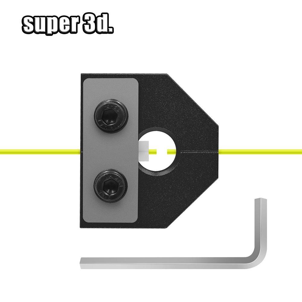 3D Printer Parts Filament Welder Connector 1 75mm PLA ABS Filament Welding join Sensor For Ender 3 PRO SKR Anet SKR