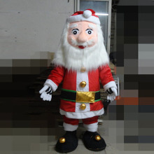 Latest high quality export new design Christmas tree mascot costumes Fancy dress do outfit