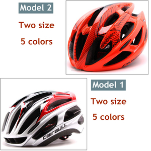 Image 2 - CAIRBULL route casque de vélo ultra léger casques de vélo hommes femmes VTT équitation cyclisme intégralement moulé casque lunettes de soleil