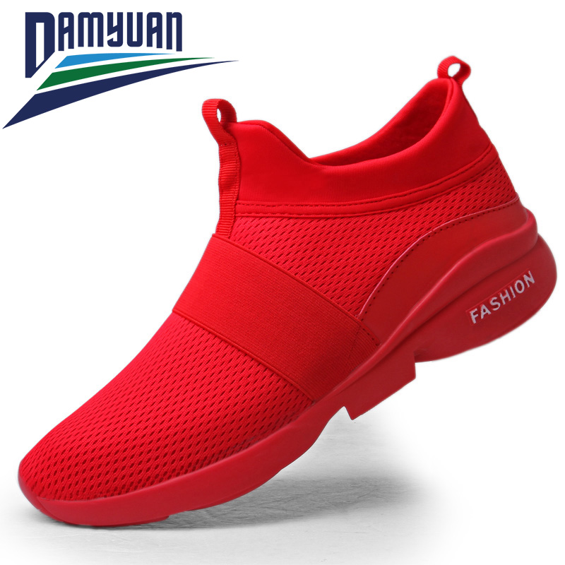 Damyuan 2020 Men's Shoes Sneakers Flats Sport Footwear Men Women Couple Shoes New Fashion Lovers Shoes Casual Lightweight Shoes 1