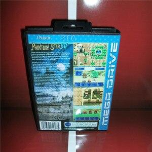 Image 2 - Phantasy Star 4 EU Có Nắp Hộp Và Hướng Dẫn Sử Dụng Cho Máy Sega Megadrive Sáng Thế Ký Video Game Console 16 Bit MD Thẻ