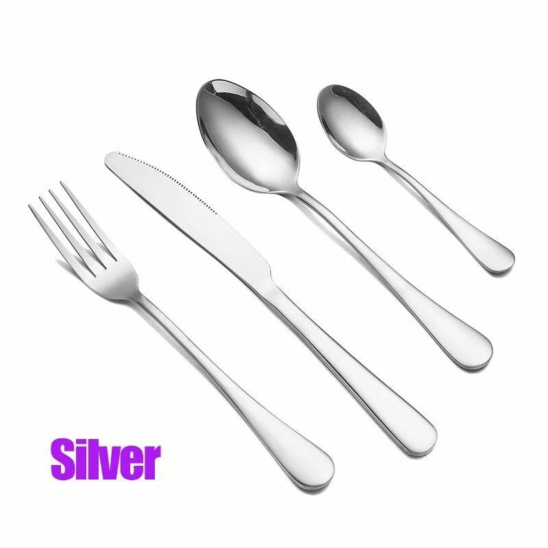 silver 1set