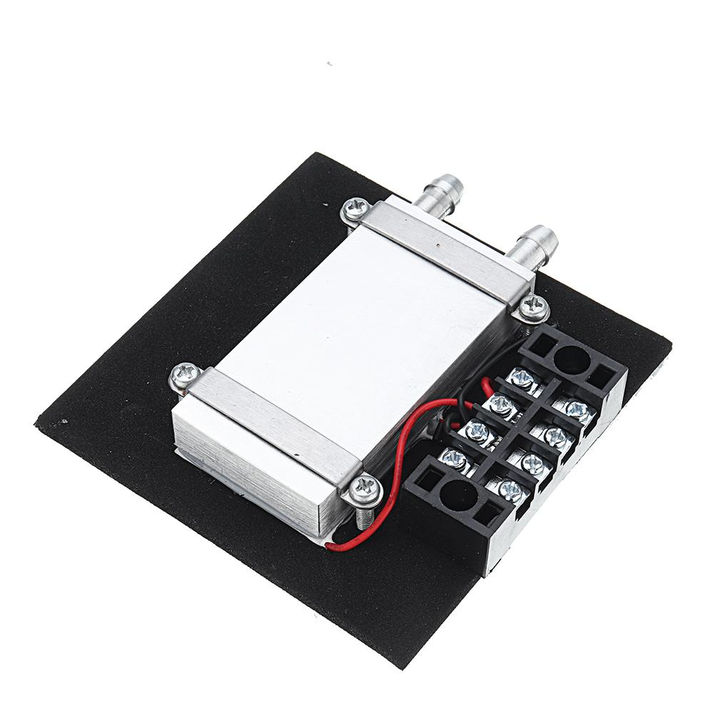 NEW 120W 100x100x23mm Semiconductor Refrigerator Ultra-thin Refrigeration Module Cooling Plate Semiconductor Refrigeration