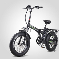 E-bike Latest 500W Power Motor Snowbike Three Riding Modes Lithium Battery Off-road Electric Bicycle