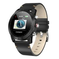 S10 1.3 Inch Touch Screen Smart Watch IP68 Waterproof Heart Rate Blood Pressure Monitor Fitness Tracker Sports Wristband