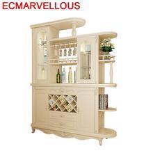 купить vinho Cocina Gabinete Armoire Table Hotel Shelves Cristaleira Mobili Per La Casa Commercial Furniture Bar Shelf wine Cabinet дешево