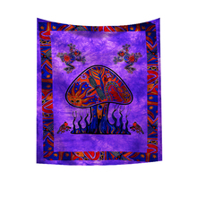 Tapestry Psychedelic Painting-Decoration Wall-Hanging Bedroom Living-Room Nordic Backdrop-Cloth