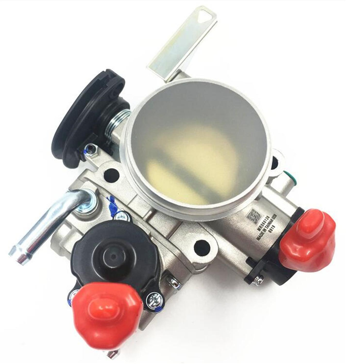1pc Taiwan Idle Air Control Valves MR560120 MR560126 MN128888 Throttle Body Assembly Fit for <font><b>Mitsubishi</b></font> Southeast 4G18 Engine image