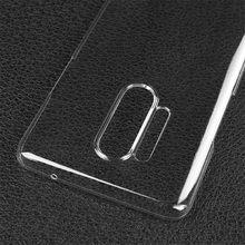Capa transparente de pc ultra duro, capa para oneplus 8 7 t 7 pro 6 6t 5 5t plus 7 t pro capas ultrafinas transparentes para oneplus