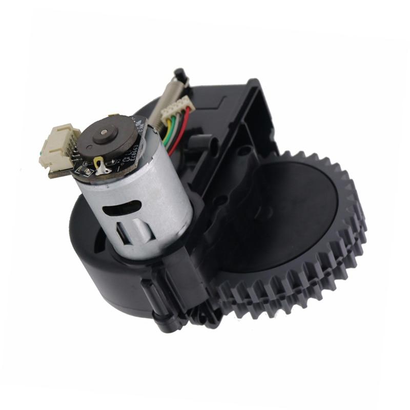 Replace Left Wheel Fit For Ilife V3s Pro V5s Pro V50 V55 Robot Vacuum Cleaner 1x