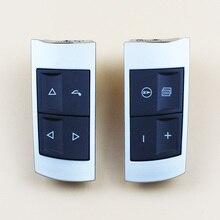 LARBLL Auto Styling Multifunktions lenkrad schalter Sound control schalter Taste für Chrysler 300 300C Dodge LADEGERÄT 05 10