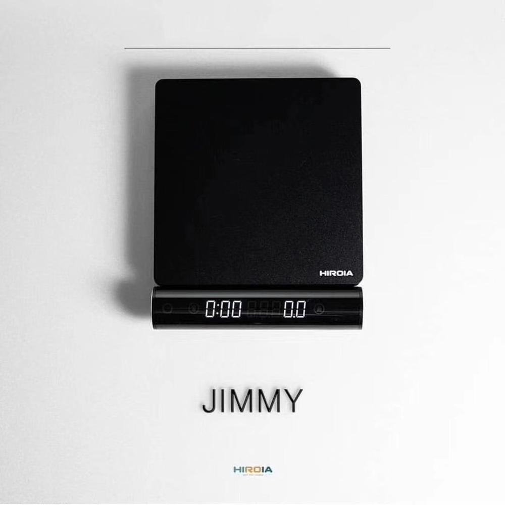 HIROIA Jimmy Detachable Smart Coffee Scale 0.1g/ 2kg Professional Scale For Pour Over Brewing And Espresso Digital Brewing Scale