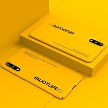 Hartplastik für Vivo X50 X30 Pro X27 Nex 3 3S Nex3 5G X21 UD Z1 Z1i Y85 x23 Fall Solide Matte PC Zurück Abdeckung Fall Funda