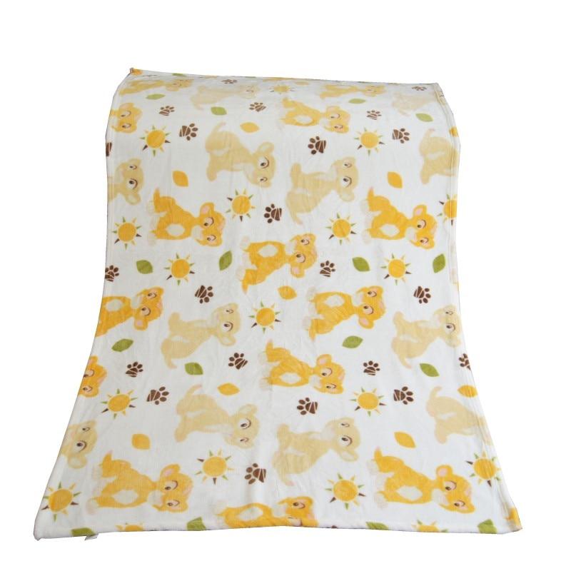 simba lion king blanket 100X150 (3)