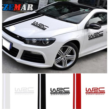 Car Hood Covers Stickers Vinyl Racing Sports Decal for BMW E46 E90 E60 E39 E36 F30 F10 F20 X5 E53 G30 E91 F31 E93 M Accessories image