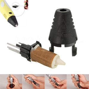 Replacement Nozzle Extruder Pr