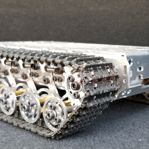WiFi RC Tank Chassis Robot Sta