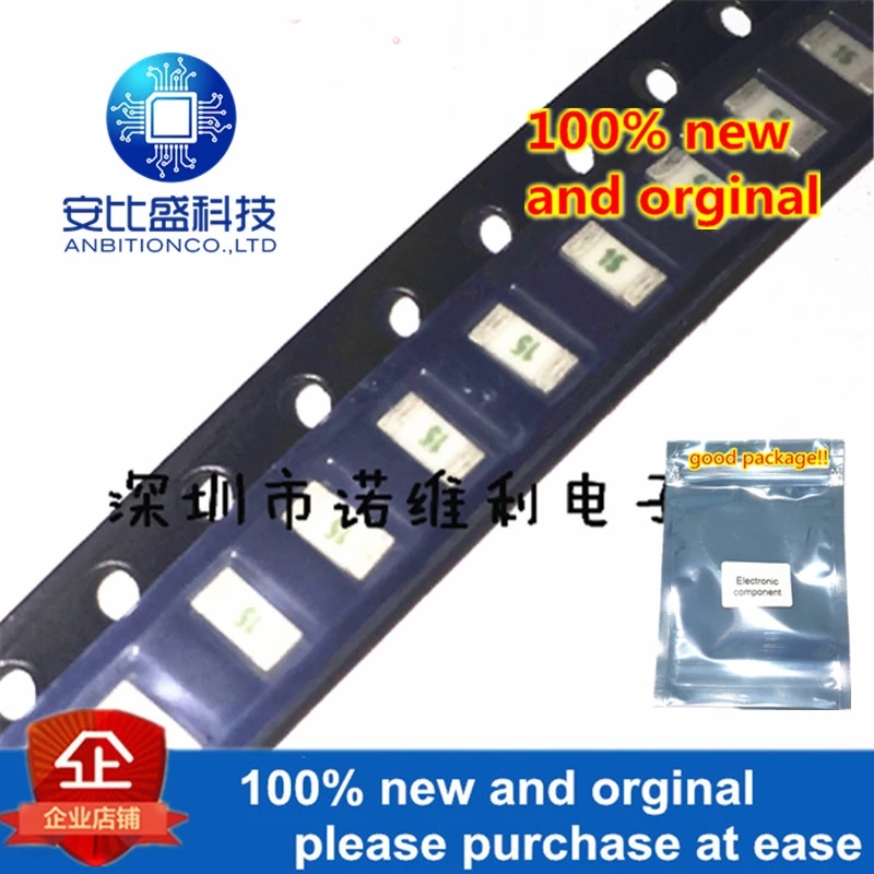 10pcs 100% New And Orginal 3413.0330.22 Surface Mounted Fuse UST 1206 FUSE 15A F In Stock