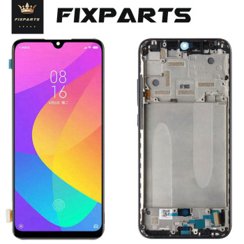 AMOLED/TFT For Xiaomi Mi A3 LCD MIA3 Touch For Xiaomi MI CC9E Screen Replacement Digitizer Sensor Glass For Xiaomi Mi A3 Display