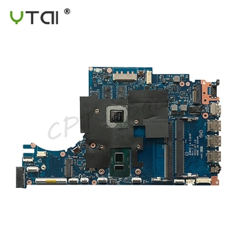 For HP ENVY 15-AE 15T-AE 15-AE110TX laptop motherboard I7-6500U  GTX 950M 4G GPU 829900-601 829900-501 829900-001 ASW50 LA-C503P