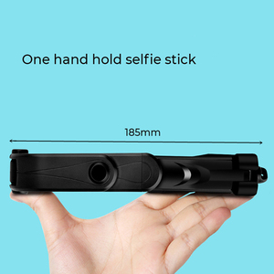 Image 5 - Liberfeel Maoxin 3 in 1 bluetooth selfie stick with tripod for iPhone 11 Pro Samsung S10 Huawei Xiaomi Extendable Selfie Stick
