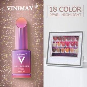 Image 1 - VINIMAY New Arrival Gel Nail Polish vernis semi permanant UV Soak Off Gelpolish Nail Art Gel Varnish Manicure Nails Gel Lacque