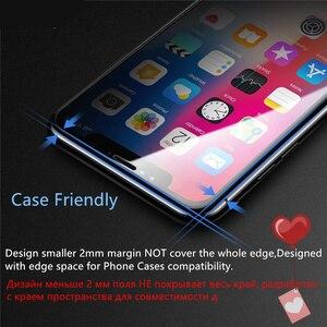 Полное покрытие закаленное стекло для Xiaomi Poco X3 NFC Защита экрана для Xiaomi Poco X3 NFC стекло для камеры Xiaomi Poco X3 стекло