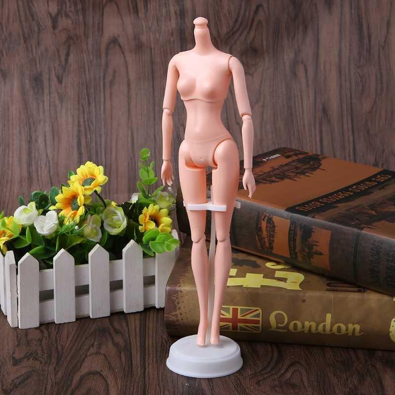 Kaki Stand Tiang Manekin Model Holder untuk Barbie Rakasa Tinggi Boneka Mainan Y4QA