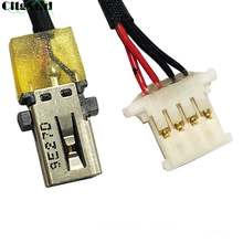 Cltgxdd 1 pçs portátil dc jack cabo de alimentação conector do cabo de carregamento para acer chromebook CB3-431 SP113-31 swift 3 SF314-51 52g 53g