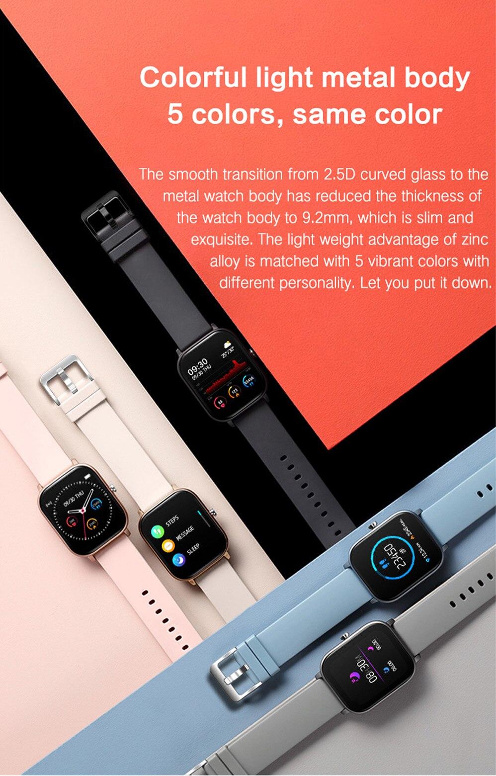 COLMI P8 Smartwatch 3