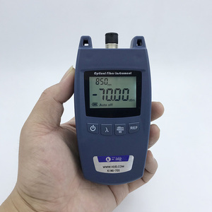 Image 1 - KING 70S Fiber Optical Power Meter Fiber Optical Cable Tester  70dBm~+10dBm